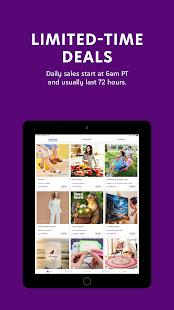 Zulily Fresh Finds Daily Deals v5.64.0 screenshots 13
