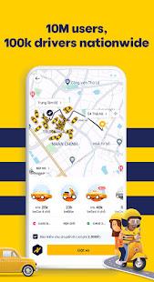 be – Vietnamese ride-hailing app v2.5.16 screenshots 1