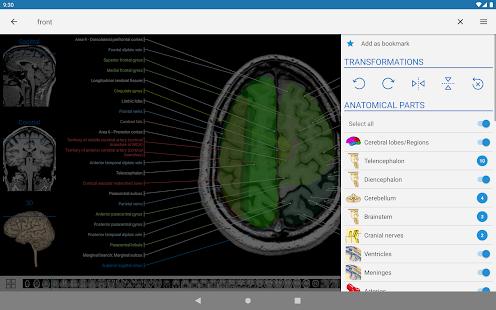 e-Anatomy v5.0.3 screenshots 18