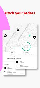 efood delivery v5.1.1 screenshots 7