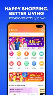 ezbuy – One-StopOnlineShopping v9.31.2 screenshots 1