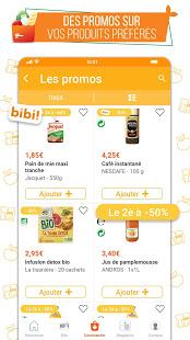 franprix express Livraison de courses et fidlit v5.3.1 screenshots 3