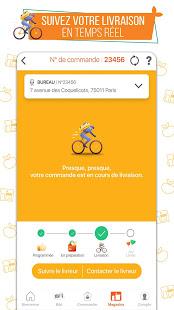 franprix express Livraison de courses et fidlit v5.3.1 screenshots 8