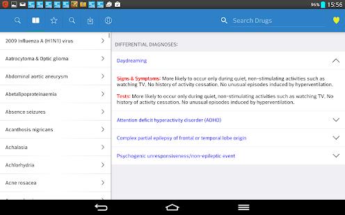 iMD – Medical Resources v3.2.6 screenshots 6