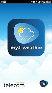 my.t weather v2.0.1 screenshots 1