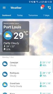 my.t weather v2.0.1 screenshots 2