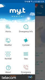 my.t weather v2.0.1 screenshots 3