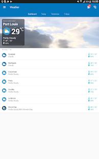 my.t weather v2.0.1 screenshots 7