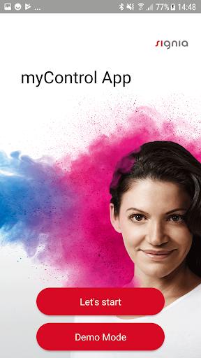 myControl App v2.4.5.851 screenshots 1
