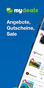 mydealz Gutscheine Angebote v5.64.11 screenshots 1