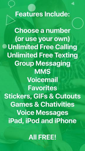 textPlus Free Text amp Calls v7.7.4 screenshots 8