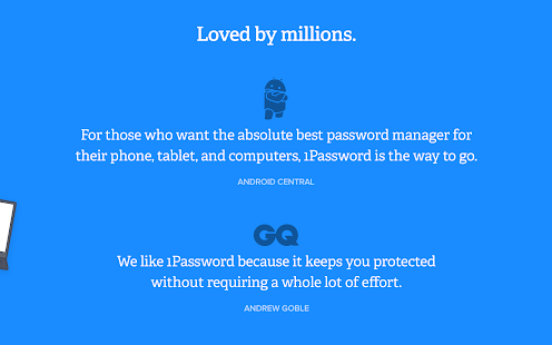 1Password – Password Manager and Secure Wallet v7.7.7 screenshots 10