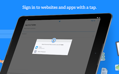 1Password – Password Manager and Secure Wallet v7.7.7 screenshots 8