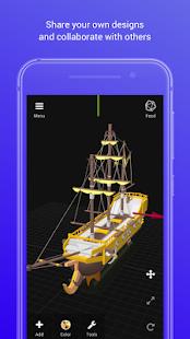 3DC.io 3D Modeling v1.27.1 screenshots 2