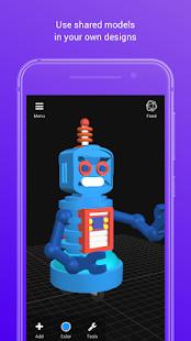 3DC.io 3D Modeling v1.27.1 screenshots 3