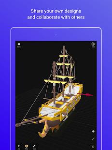3DC.io 3D Modeling v1.27.1 screenshots 6