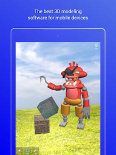 3DC.io 3D Modeling v1.27.1 screenshots 9