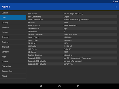AIDA64 v1.79 screenshots 18