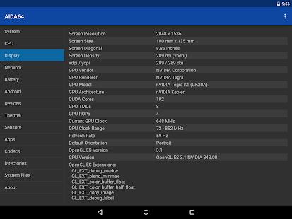 AIDA64 v1.79 screenshots 19