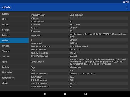 AIDA64 v1.79 screenshots 21