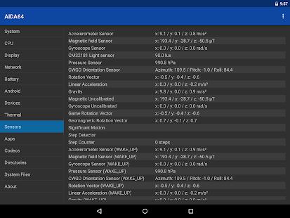 AIDA64 v1.79 screenshots 24