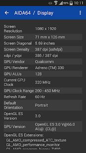 AIDA64 v1.79 screenshots 4