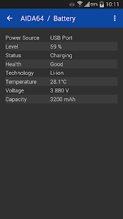 AIDA64 v1.79 screenshots 5