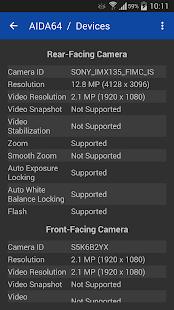 AIDA64 v1.79 screenshots 7
