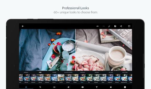 Adobe Photoshop ExpressPhoto Editor Collage Maker v7.6.878 screenshots 11