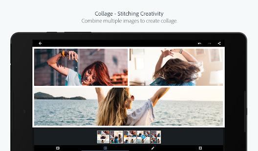 Adobe Photoshop ExpressPhoto Editor Collage Maker v7.6.878 screenshots 13