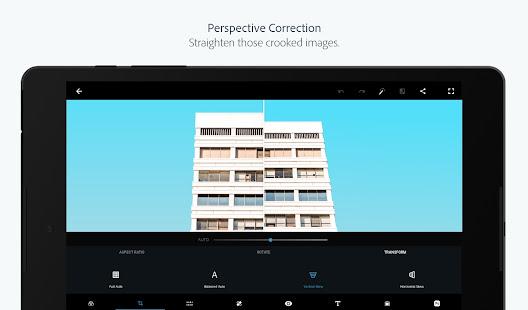 Adobe Photoshop ExpressPhoto Editor Collage Maker v7.6.878 screenshots 8