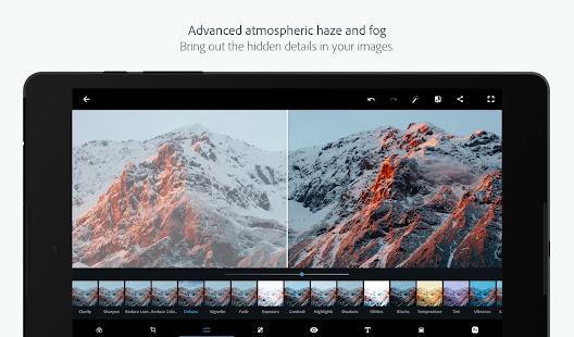 Adobe Photoshop ExpressPhoto Editor Collage Maker v7.6.878 screenshots 9
