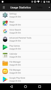 Advanced Parental Tools v1.548 screenshots 5