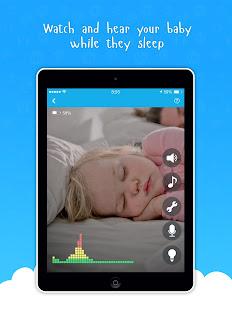 Ahgoo Baby Monitor – audio and video monitoring v2.1.73 screenshots 8