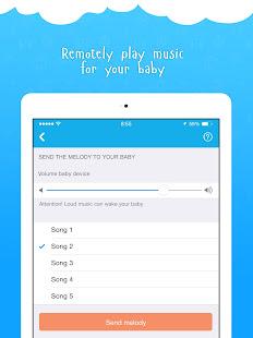 Ahgoo Baby Monitor – audio and video monitoring v2.1.73 screenshots 9