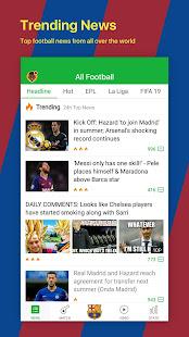 All Football – Barcelona News amp Live Scores v3.1.6 BL screenshots 2