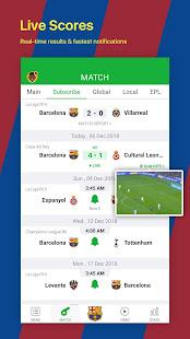 All Football – Barcelona News amp Live Scores v3.1.6 BL screenshots 3