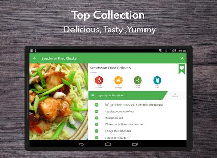 All Recipes World Cuisines v56.0.0 screenshots 10