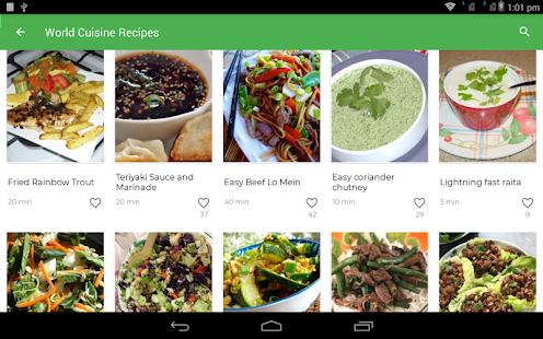 All Recipes World Cuisines v56.0.0 screenshots 11