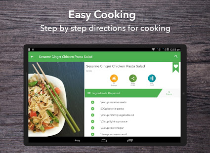 All Recipes World Cuisines v56.0.0 screenshots 13