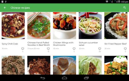 All Recipes World Cuisines v56.0.0 screenshots 14
