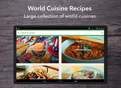 All Recipes World Cuisines v56.0.0 screenshots 9