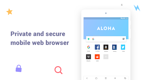 Aloha Browser Lite – Private browser and free VPN v1.7.1 screenshots 9
