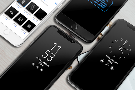 Always on Display – AMOLED Wallpapers v1.0.42 screenshots 1