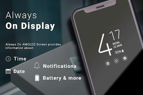 Always on Display – AMOLED Wallpapers v1.0.42 screenshots 2