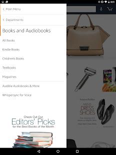 Amazon for Tablets v22.15.2.850 screenshots 3