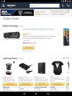 Amazon for Tablets v22.15.2.850 screenshots 5