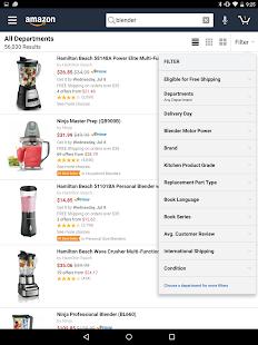 Amazon for Tablets v22.15.2.850 screenshots 7