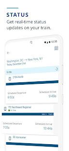 Amtrak v5.0.10 screenshots 3