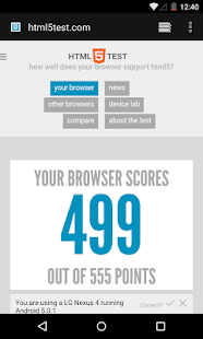 Android System WebView v92.0.4515.131 screenshots 1